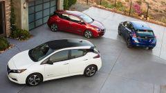 Nuova Nissan Leaf: eccola, con quasi 400 km di autonomia - Immagine: 5