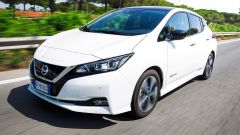 Nuova Nissan Leaf, anche con e-Pedal