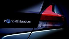 Nuova Nissan Leaf 2018: la presentazione il 6 settembre - Immagine: 1