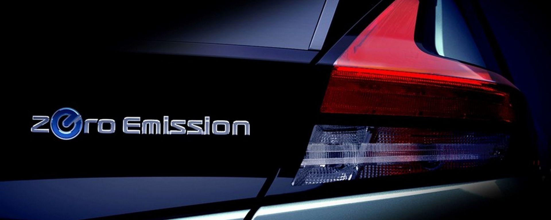 Nuova Nissan Leaf 2018: la presentazione il 6 settembre
