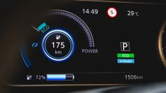 Nuova Nissan Leaf, più semplice da guidare con l'e-Pedal