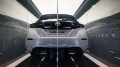 Nuova Nissan Leaf, vista posteriore