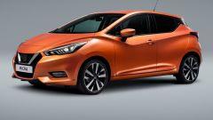 Nuova Nissan Micra al Salone di Parigi 2016