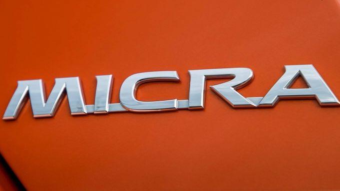 Nuova Nissan Micra, appuntamento al 2022