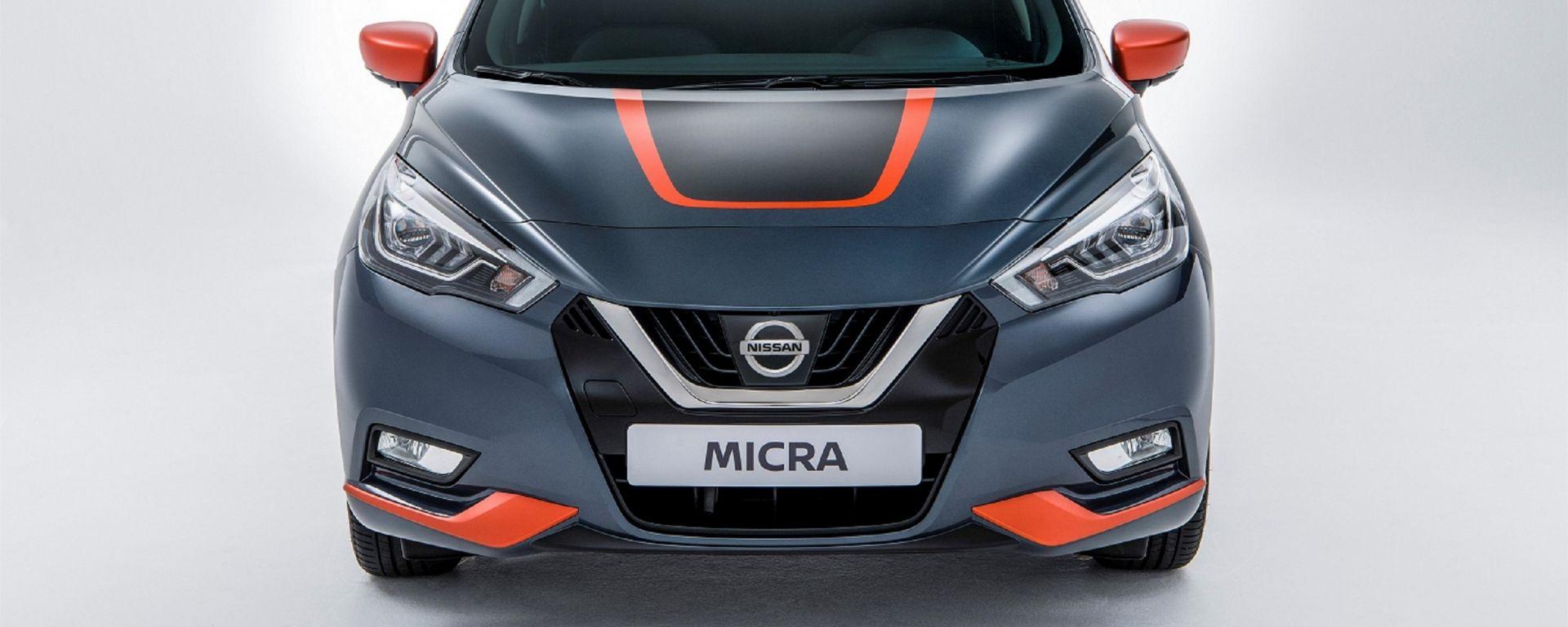 Nuova Nissan Micra: personalizzata piace di più