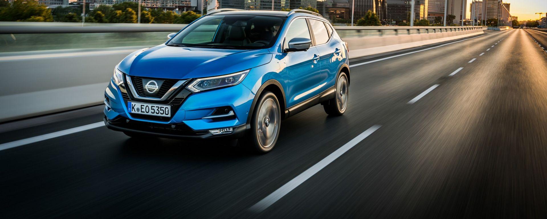 Nuova Nissan Qashqai 2017: con il Propilot guiderà da sola
