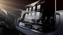 Nuova Nissan Qashqai 2021: il display da 9 pollici a centro plancia