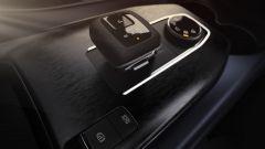 Nuova Nissan Qashqai 2021, la leva del cambio automatico