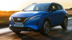 Nuova Nissan Qashqai 2021 in video: dimensioni, motori, prezzi