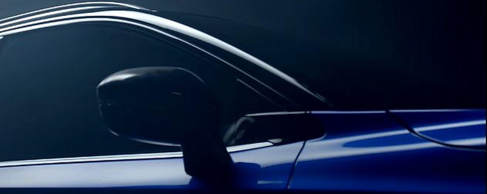 Nuova Nissan Qashqai, il montante A