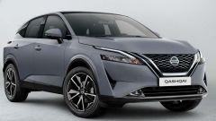 Nuova Nissan Qashqai N-Style: prezzo, accessori esterni e interni