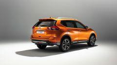 Nuova Nissan X-Trail 2017: ecco come cambia - Immagine: 9