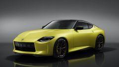 Nuova Nissan Z: il concept Z Proto