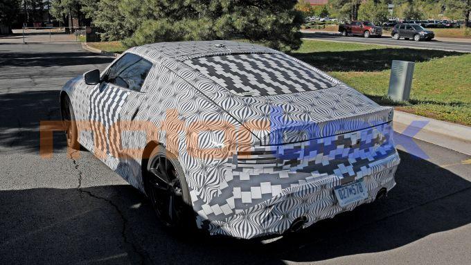 Nuova Nissan Z: il prototipo fotografato sulle strade del Colorado, in America