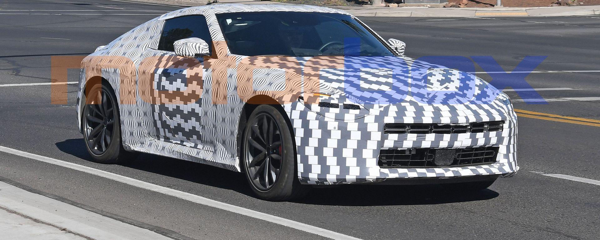 Nuova Nissan Z: per la sportiva giapponese è tempo di collaudi su strada