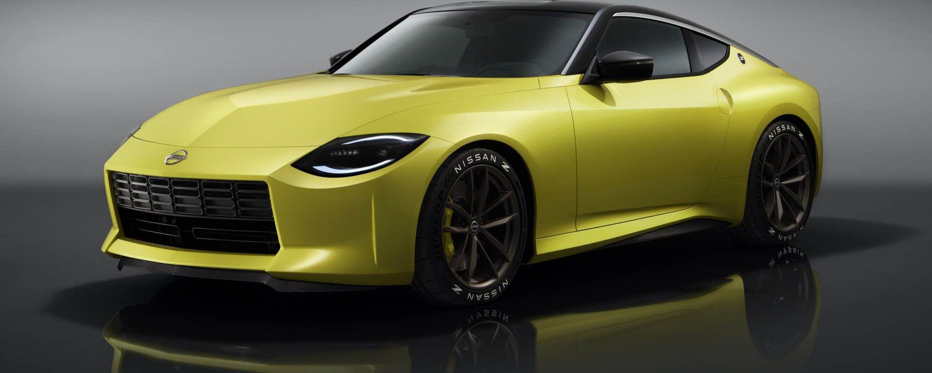Nuova Nissan Z Proto: il video del prototipo ci mostra esterni e interni