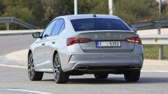 Nuova Octavia iV RS: visuale posteriore