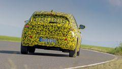 Nuova Opel Astra 2021: visuale posteriore