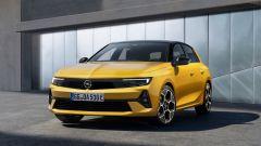 Nuova Opel Astra, plastica facciale e trapianto di cuore (ibrido) - Immagine: 4