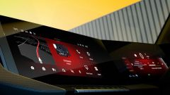 Nuova Opel Astra: il doppio display del sistema infotainment