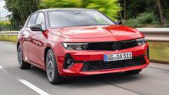 Nuova Opel Astra 2021 in vendita: prezzi, versioni, quando arriva