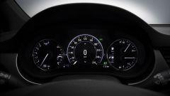 Nuova Opel Astra, il tachimetro