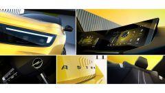 Nuova Opel Astra: lancio nel 2021 con motore plug-in hybrid