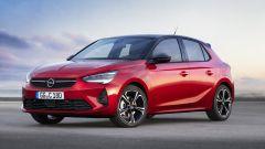 Nuova Opel Corsa, non solo la EV. I motori diesel e benzina - Immagine: 3