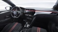 Nuova Opel Corsa 2019, gli interni