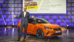 Nuova Opel Corsa, tutto sull'elettrica (Corsa-e) e non solo - Immagine: 7