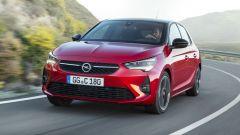 Nuova Opel Corsa 2019: motori a benzina tre cilindri aspirati e turbo