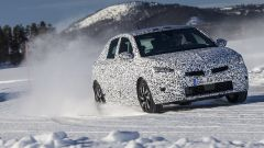 Nuova Opel Corsa 2019, ultimi test prima del debutto
