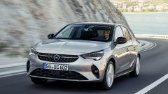 Nuova Opel Corsa 2019: un foto di movimento della Elegance