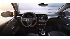 Nuova Opel Corsa 2020: l'abitacolo della Elegance