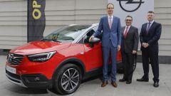 Nuova Opel Corsa, dal 2020 sarà anche elettrica - Immagine: 3