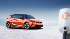 Nuova Opel Corsa-e: con la wallbox da 11 kW servono 5 ore per caricarla