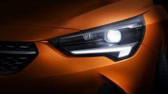 Nuova Opel Corsa-e: fari Matrix LED opzionali. Voto più alla sicurezza