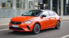 Nuova Opel Corsa-e: fari Matrix LED per la prima volta nel segmento delle compatte