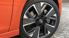 Nuova Opel Corsa-e: i cerchi in lega leggera dal design aerodinamico