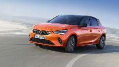 Nuova Opel Corsa-e: motore EV da 136 CV e 260 Nm