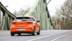 Nuova Opel Corsa-e: ottima in città, va molto bene anche fuori dalla cerchia urbana