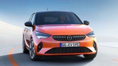 Nuova Opel Corsa-e:tre allestimenti Edition, Elegance e GS-Line