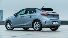 Nuova Opel Corsa, gli esterni