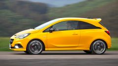 Nuova Opel Corsa GSi, 1.4 Turbo da 150 cv