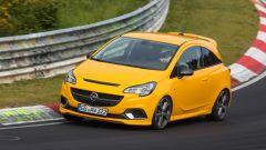 Nuova Opel Corsa GSi, sviluppata al Nurburgring