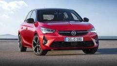 Nuova Opel Corsa: il frontale