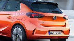Nuova Opel Corsa: il posteriore