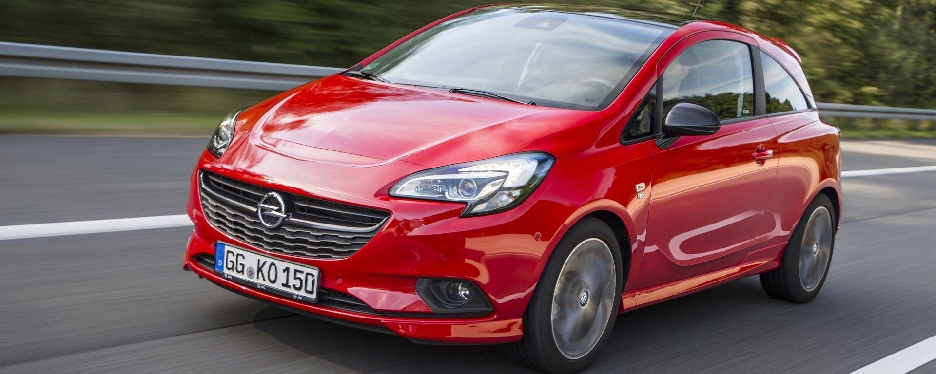 Nuova Opel Corsa S: 150 cavalli e un look più hot