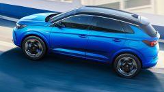 Nuova Opel Grandland (2021): prezzi e versioni al configuratore