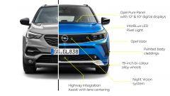 Nuova Opel Grandland 2021, ordini al via. Motori e prezzi - Immagine: 3